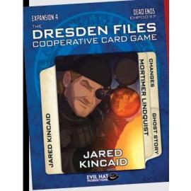 Dresden Files Cooperative Card Game: E4 Dead Ends