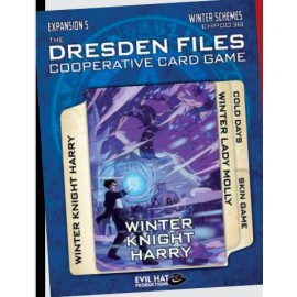 Dresden Files Cooperative Card Game: E5 Winter Schemes