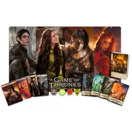 A Game of Thrones: The Card Game 2018 Great Hall Kit