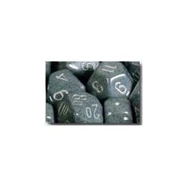 Speckled Polyhedral 7-Die Sets - Hi-Tech