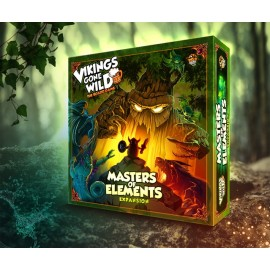 Vikings Gone Wild - Master of Elements Expansion