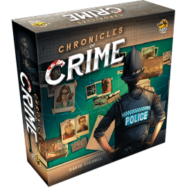 Chronicles of Crime English