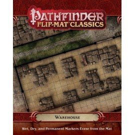 Pathfinder Flip-Mat Classics: Warehouse