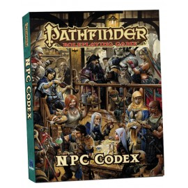 Pathfinder RPG NPC Codex - Pocket Edition