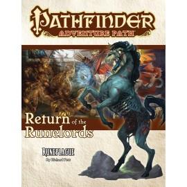 Pathfinder Adventure Path: Runeplague (Return of the Runelords 3 of 6)