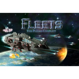 Fleets: The Pleiad Conflict (BoxedSci-Fi Board Game)