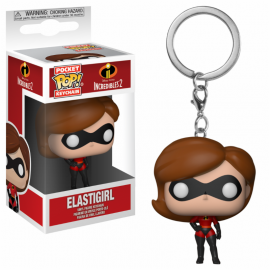 POP Keychain - Disney - The Incredibles 2 - Elastigirl