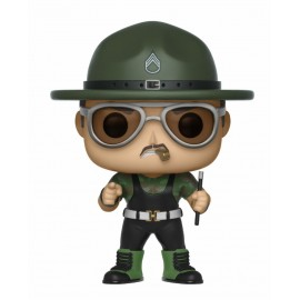 WWE ??? POP - Sgt Slaughter