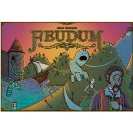 Feudum (Boxed Board Game)