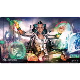 Android Netrunner Playmat: New World Order