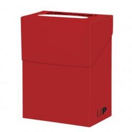 Deck Box Dark red