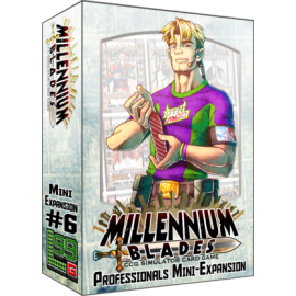 Millennium blades: professionals