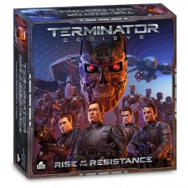 Terminator: Genisys - Rise of the Resistance