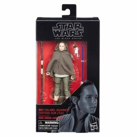 Black Series Rey Island Journey // Black Series - E8 Figurine Foxtrot 1 Brown