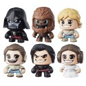 Star Wars Mighty Muggs 6 pieces