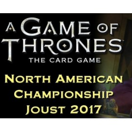 A Game of Thrones LCG: 2017 Joust World Championship Deck