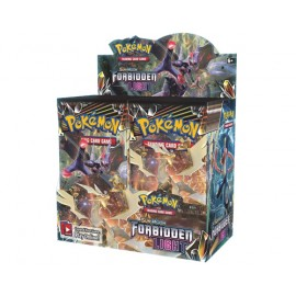 Pokémon Sun & Moon 6 Forbidden light Booster Display (36) Eng