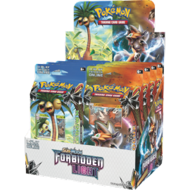Pokémon Sun & Moon 6 Forbidden Light Deck Display (8)