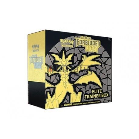 Pokemon Sun & Moon 6 Forbidden light trainer Box