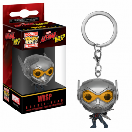 POP Keychain - Ant-Man & The Wasp - 2