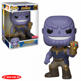 "Marvel ??? POP - Avengers Infinity War - 10"" Thanos"