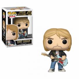 Rocks 66 POP - Kurt Cobain - Kurt Cobain Live & Loud