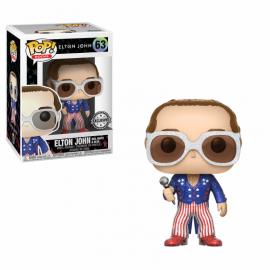 Rocks 63 POP - Elton Jon - Elton John Glitter