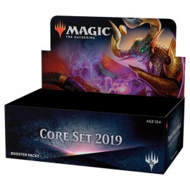 MTG Core 2019 booster display (36) English