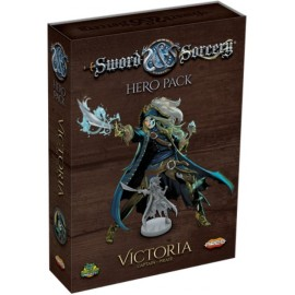 Sword and Sorcery - Victoria Hero Pack