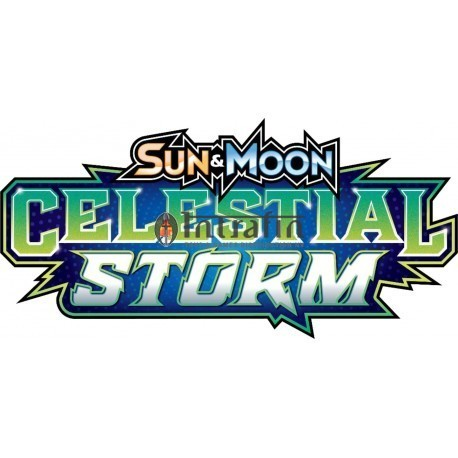 Pokémon Sun & Moon 7 Celestial Storm enhanced 2 pack blister