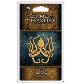 A Game of Thrones LCG 2nd Edition: House Greyjoy Intro Deck