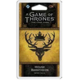 A Game of Thrones LCG 2nd Edition: House Baratheon Intro Deck