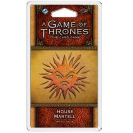 A Game of Thrones LCG 2nd Edition: House Martell Intro Deck
