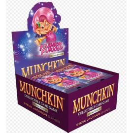 Munchkin Collectible Card Game: Fashion Furious Booster (Season 1)