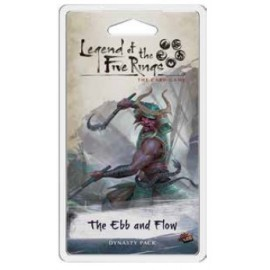 Legend of the Five Rings LCG: To Ebb and Flow Dynasty Pack