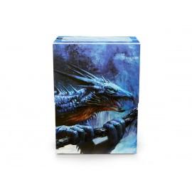 Dragon Shield Deck Shell - ART - Yoenna - Sapphire (LIMITED)