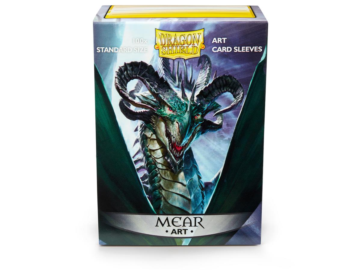 Dragon Shield New CARNAX Art Classic Card Sleeves Deck Protectors 100 count