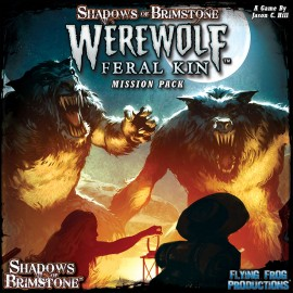 Shadows of Brimstone: Werewolf - Mission Pack