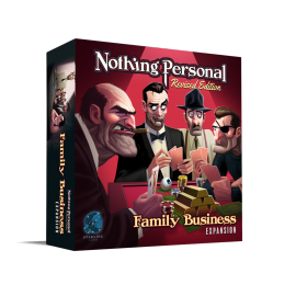 Nothing Personal revised 3.1: Family Business
