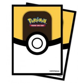 Pokémon Ultra Ball Deckpro Sleeves (65ct)