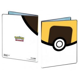 Pokémon Ultra Ball 9-Pocket Portfolio