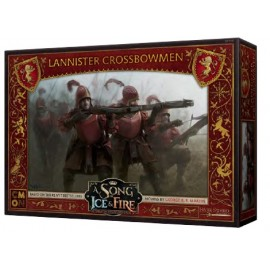 Lannister Crossbowmen: Song Of Ice and Fire Exp.