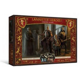 Lannister Heroes Number One: Song Of Ice and Fire Exp.