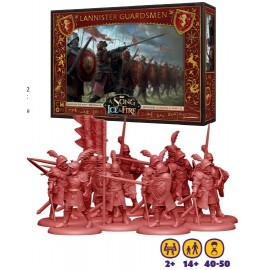Lannister Guards: Song Of Ice and Fire Exp.