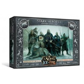 Stark Heroes Number One: Song Of Ice and Fire Exp.