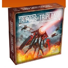 Wings of Glory - Tripods & Triplanes™ Starter Set