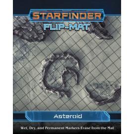 Starfinder Flip-Mat Starship: Asteroid
