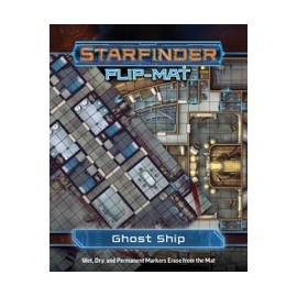 Starfinder Flip-Mat Starship: Ghost Ship