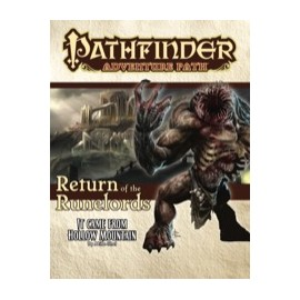 Pathfinder Adventure Path: It Came from Hollow Mountain (Return of the Runelords 2of 6)