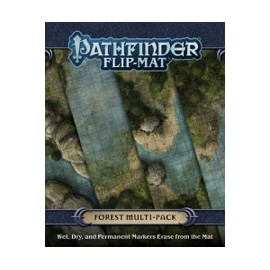 Pathfinder Flip-Mat Multi-Pack: Forests